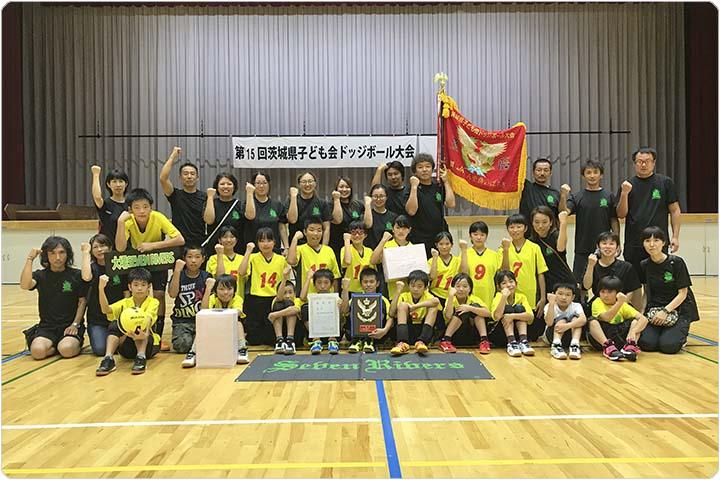 茨城 県 ドッジボール 協会